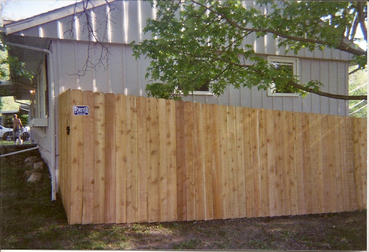Forever Fencing Inc Wood Fence Pictures